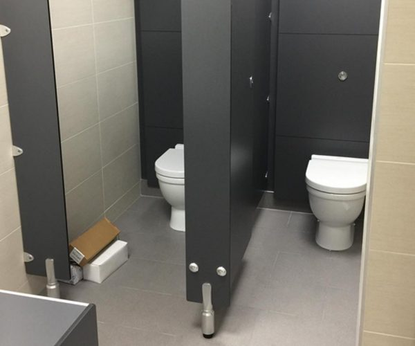 VW Loughton washrooms