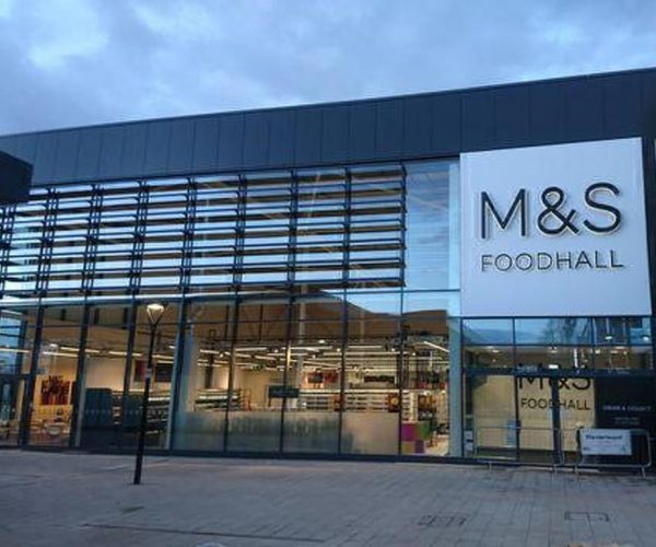Marks and Spencer Simply Food Stores