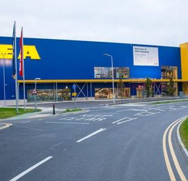 IKEA's Reading, New Store Fit Out