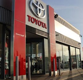 Toyota Dealership Romford EV