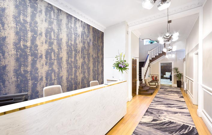 , Lanview successfully handed over No4 Devonshire Street