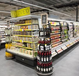 Marks and Spencer's Multiple New Simply Food Stores