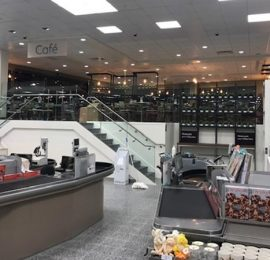 Waitrose's Haywards Heath New Store Fit Out
