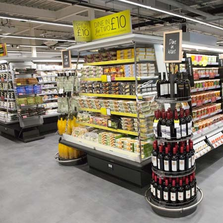 Retail Construction Sector, Retail