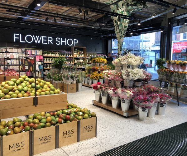 Marks and Spencer's Clapham