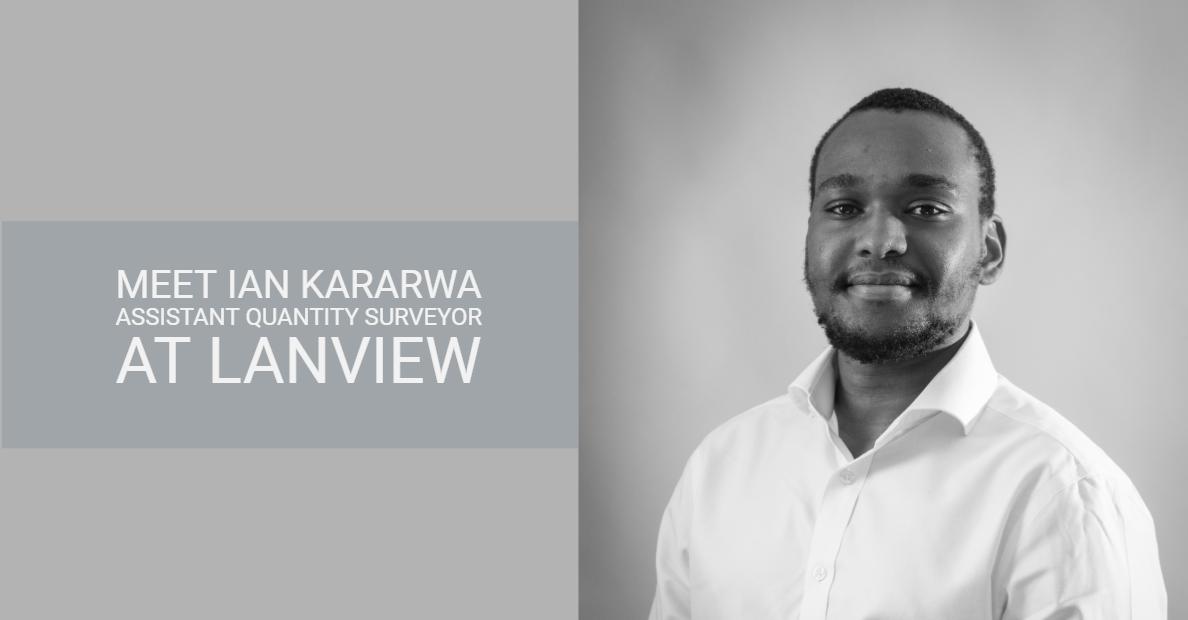 Meet Ian Kararwa