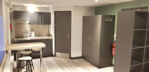 Sherbourne House, Sherbourne House Student Accommodation Project: 1st Phase Handover Complete