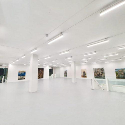 Saatchi Yates Gallery