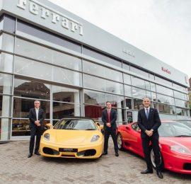 Ferrari Dealership, Sevenoaks