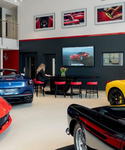 Jardine Ferrari Sevenoaks