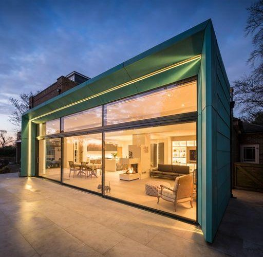 private residence extension